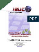 Manual Siabuc8