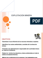 EXPLOTACIÓN MINERA 2.pptx