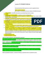 Resumen ITzx<zxC 1er Parcial