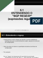 REGEXP BGP