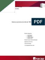 Economía en Chile desde 1950 a 2000