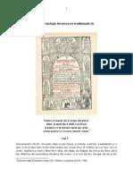 Antropologie Bisericească tradițională (I)