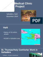 Haiti Medical Clinic Powerpoint