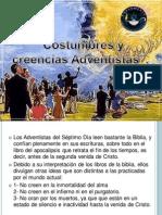 Costumbres y Creencias Adventistas