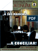Revista TARIPAÑA noviembre 2011