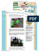 ALIMKids Playschool for Muslim Children to Learn About Islam