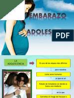 Embarazo Adolescente Senati
