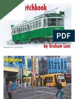 Tram Sketch Book Lite