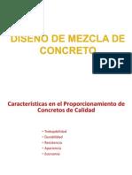 Clase-05-Diseño de Mezcla de Concreto