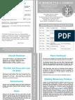 Newsletter 6th December 2014