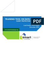 Training Tool on Data Privacy