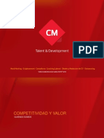 CM Talent & Development