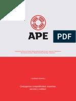 APE (Presentación Empresarial)