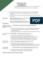 ayriansrarmstead resume dec2014