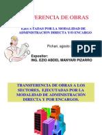 05. TRANSFERENCIA DE OBRAS.ppt