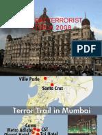 Mumbai Terrorist Attack-2008