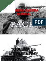Primera Guerra Mundial [Faces]