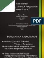 Radioterapi Iodium-125