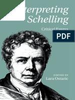 Interpreting Schelling_ Critical Essays-Cambridge University Press (2014)