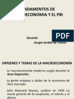9. Fundamentos Macroeconomicos y PBI