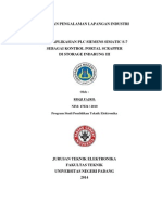 212230372 Laporan Pengalaman Lapangan Industri Semen Padang