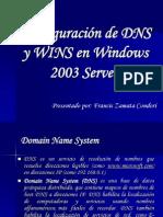 Configuracin de DNS y Wins en Windows 2003 1220824335384339 9