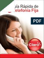Guia Rapida Telefonia Fija