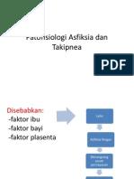 Patofisiologi Asfiksia Dan Takipnea