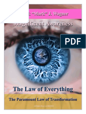 The Paramount Law of Transformation B ological Blueprint of