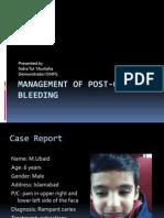 Post Operative Bleeding.pptx