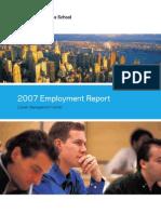 2. Columbia Career Stats 2007