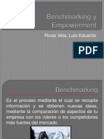 Benchmarking y Empowerment