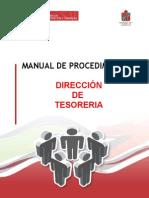 Plantilla Manual de Procedimientos