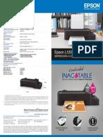 EPSON L120 Impresora
