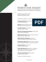 North Star Summit Agenda