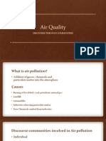 air quality powerpoint