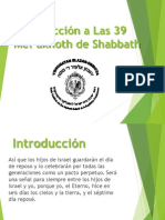 Leyes de Shabbath