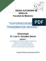 Resumen de Enfermedades de Trasmisión Sexual