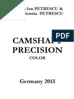 Camshaft Precision Color, Florian Ion PETRESCU