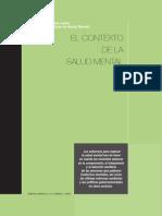 Contexto de La Salud Mental Oms 2005