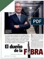 Articulo Revista Vistazo 12 2014