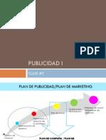 Publicidad - Plan de Marketing