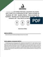 Manual Autoclave Baby Port. Rev.8 - MPR.00981