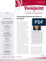 Viewpoint Volume 11 No 1