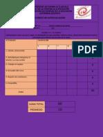 Autoevaluacion 3 y 4 -Docx