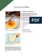 Licor de Crema Catalana