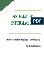 Sistemas Informacion