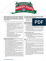 2014 Cubs Media Guide