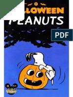 Charles Schulz - Halloween