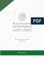 Programa nacional de desarrollo
